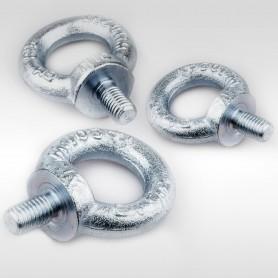 M6 Ringschrauben - Augenschrauben DIN 580 - WLL 0,09t - 90kg