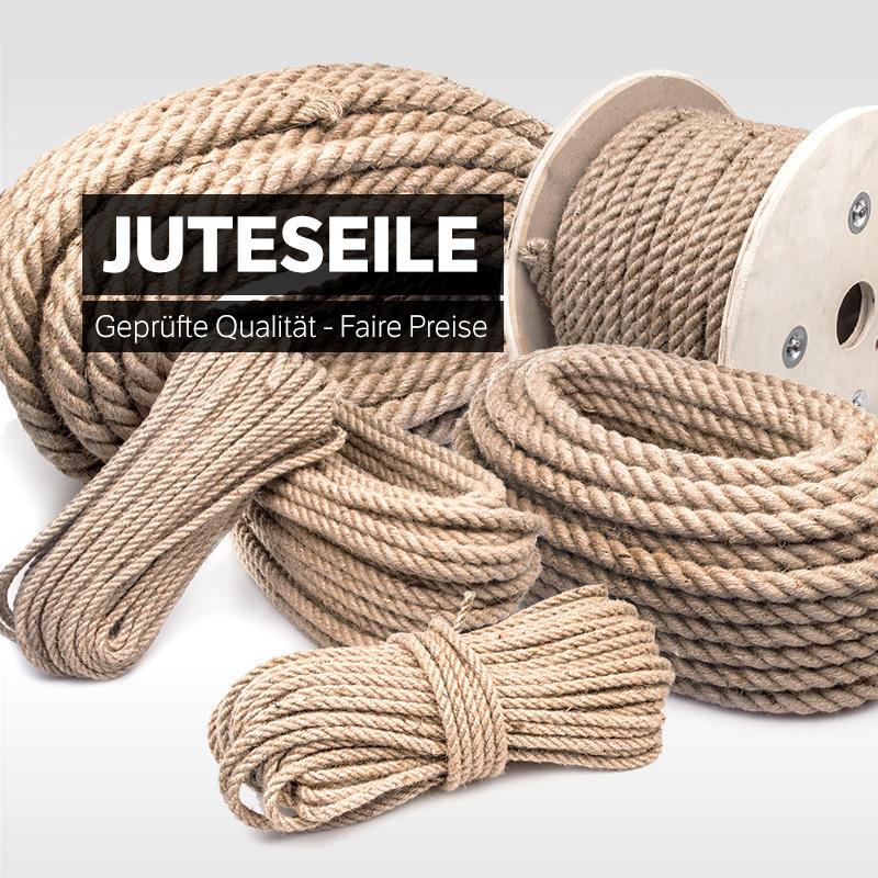 SET UMLENKROLLE mit Haken Tauwerk Seilwinde Seilzug Seilrolle Seil JUTESEIL